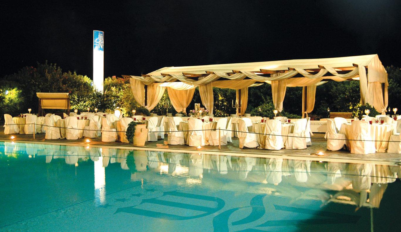 Ricevimenti ed eventi a catania hotel nettuno 4 stelle di lusso - Hotel con piscina catania ...